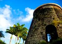 Sugar Mill, Montpelier Plantation & Beach, Nevis