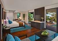 Anantara Beachfront Pool Suite, Anantara Bophut Koh Samui Resort , Koh Samui