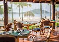 Royal Palm Restaurant, Palm Island Resort & Spa, Palm Island