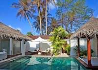 Pool Villa, Velassaru Island, Maldive Island