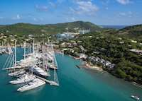 Aerial View, South Point Antigua, Antigua