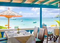 Restaurant, Bay Gardens Beach Resort, Saint Lucia