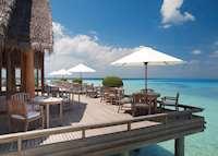 Lime restaurant, Baros Maldives, Maldive Island