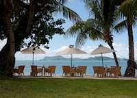 Beach, L'Archipel, Praslin