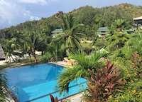 Pool, L'Archipel, Praslin