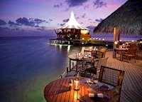 Cayenne restaurant, Baros Maldives, Maldive Island