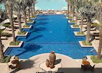 Pool. The Palace Downtown Dubai, Dubai