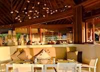 Celsius Restaurant, Huvafen Fushi , Maldive Island