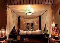 Bhagavat Gita Oceanfront Suite, Tugu Lombok, Sire Beach