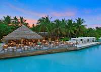 Ocean Grill, Kurumba, Maldive Island