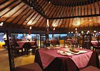 Restaurant at the Paradee Resort, Koh Samet