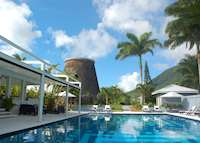 Pool, Montpelier Plantation & Beach, Nevis