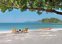 Beach, The Andaman, Langkawi