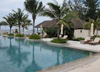 Pool at Layana Resort & Spa, Koh Lanta