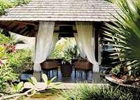 Nira Spa Relaxation Pavilion, Shanti Maurice, Mauritius