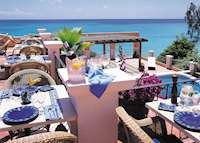 Cafe Luna Restaurant, Little Arches Boutique Hotel, Barbados