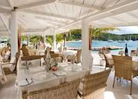 Reef Restaurant, The Inn at English Harbour, Antigua