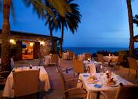 The Terrace Restaurant, The Inn at English Harbour, Antigua