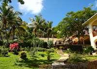 Gardens, Bequia Beach Hotel, Bequia