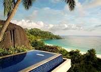 Pool View, Intendance Bay View Pool Villa, Banyan Tree Seychelles , Mahe