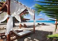 Beach, Ti Kaye Resort & Spa, Saint Lucia