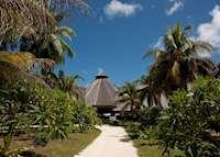 Reception,Denis Private Island