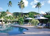 Pool at Carlisle Bay, Carlisle Bay, Antigua