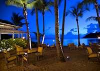 Evening Coconut Grove, Carlisle Bay, Antigua