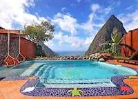 Suite at Paradise Ridge, Ladera, Saint Lucia