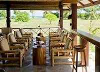 Bar and restaurant, Bird Island Lodge , Bird Island