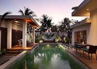 Royal Pavillion Private Pool