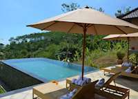 Two Bedroom Pool Villa in Munduk Moding Plantation