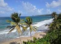 Beach, Petite Anse, Grenada