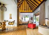 Beach Suite, COMO Maalifushi, Maldive Island