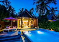 Beach Studio with pool, Niyama, Maldive Island