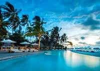 Pool, COMO Maalifushi, Maldive Island