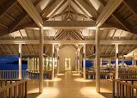 Tai Restaurant, COMO Maalifushi, Maldive Island