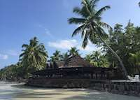 St Pierre Restaurant, Paradise Sun, Praslin