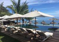 Pool, Seapoint Boutique Hotel, Mauritius