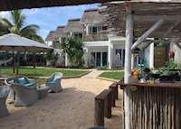 Beach Bar, Seapoint Boutique Hotel, Mauritius