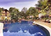 Pool, The Tubkaak Resort, Krabi