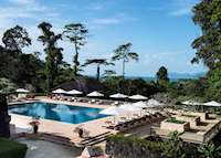 Adults only pool, The Datai , Langkawi