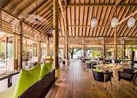 Ufaa Restaurant, COMO Cocoa Island, Maldive Island