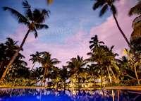 Pool, Paradise Sun, Praslin