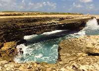 Devil's Bridge, Antigua and Barbuda