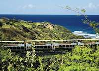 St. Kitts Scenic Railway, Saint Kitts & Nevis