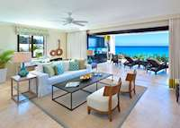 Beach House Suite Living Room, The Sandpiper, Barbados