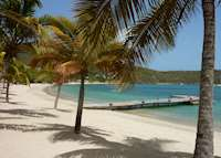 Beach, Inn at English Harbour, Antigua and Barbuda