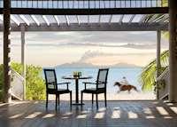 Indigo on the Beach restaurant, Carlisle Bay, Antigua