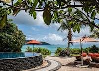 Pool, Maia Resort & Spa, Mahe